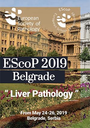 """EScoP Belgrade 2019 """"Liver Pathology"""""""