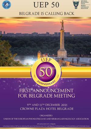 Kongres Unije Evropskih Fonijatara – UEP povodom obelezavanja 50 godina postojanja